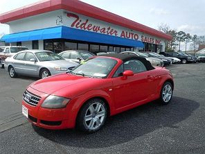 Image of Used 2005 Audi TT