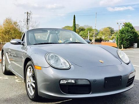 Image of Used 2006 Porsche 718 Boxster Base
