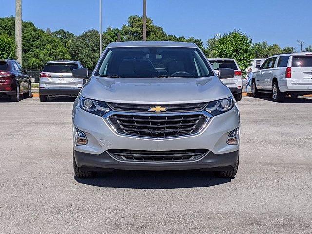 2018 Chevrolet Equinox LS 1LS