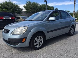 Image of Used 2008 Kia Rio Base