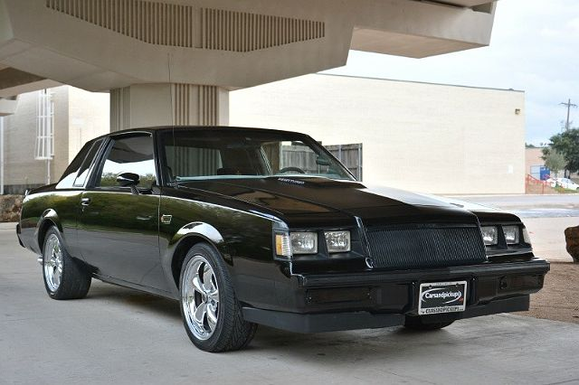1986 Buick Regal T-Type