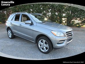 Image of Used 2013 Mercedes-Benz M-class ML 350