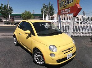 Image of Used 2013 Fiat 500 Pop