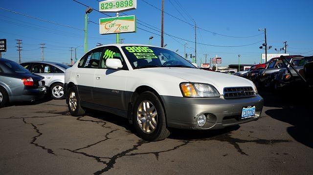 2001 Subaru Outback Limited Edition