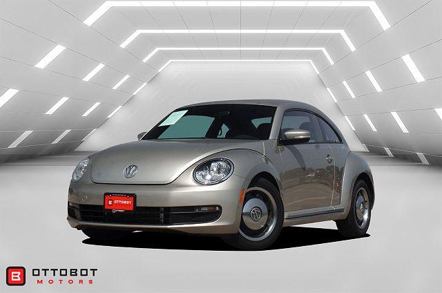 2012 Volkswagen Beetle Base