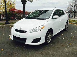 Image of Used 2009 Toyota Matrix S