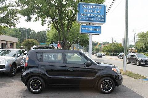 Image of Used 2010 Kia Soul Base