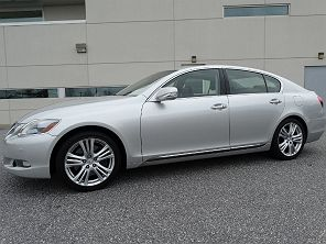 Image of Used 2008 Lexus GS 450h