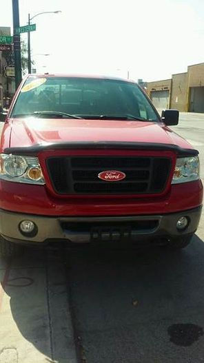 Image of Used 2008 Ford F-150 FX4
