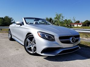 Image of Used 2017 Mercedes-AMG S63 / S65 AMG S 63