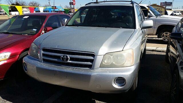2003 Toyota Highlander Base