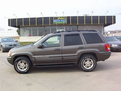 Image of Used 1999 Jeep Grand Cherokee Limited Edition