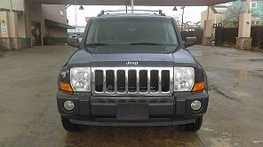 Image of Used 2007 Jeep Commander Sport