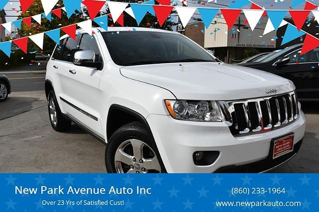 2013 Jeep Grand Cherokee Limited Edition