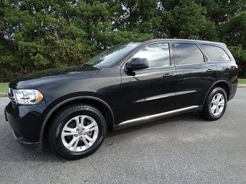 Image of Used 2012 Dodge Durango SXT