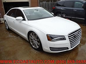 Image of Used 2011 Audi A8 L