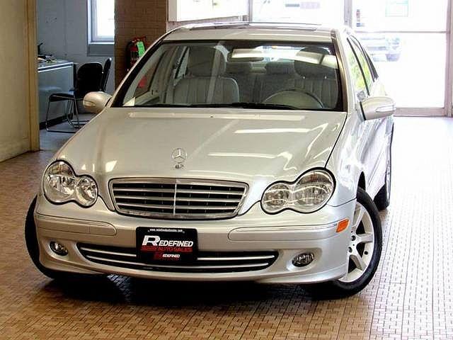2007 Mercedes-Benz C-Class C 280 Luxury