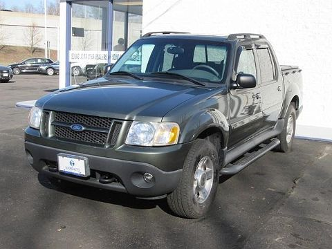 Image of Used 2004 Ford Explorer Sport Trac