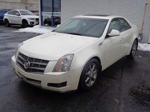 Image of Used 2008 Cadillac CTS