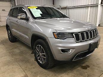 2017 Jeep Grand Cherokee Limited Edition en venta en Edinburg, TX Image