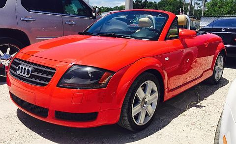 Image of Used 2004 Audi TT / TTS