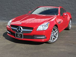 Image of Used 2013 Mercedes-Benz SLK-class 250