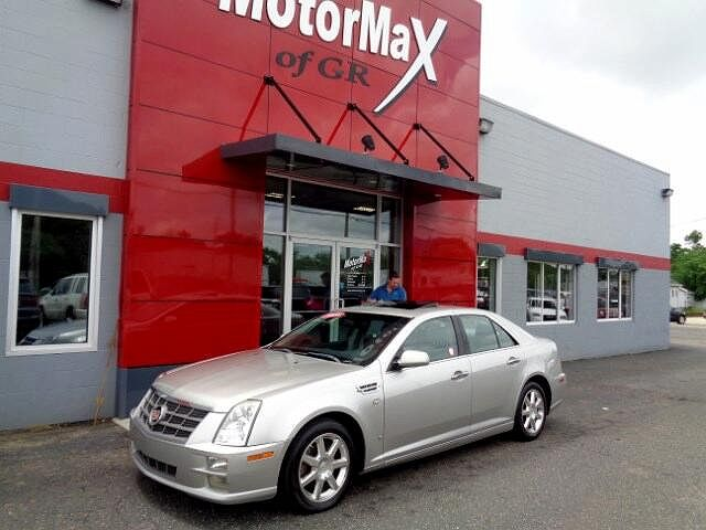 2008 Cadillac STS Luxury