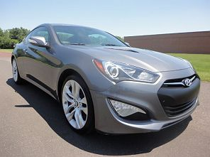 Image of Used 2014 Hyundai Genesis coupe R-Spec