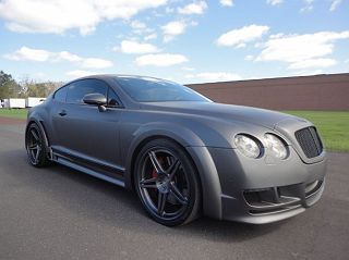 Bentley Continental 2005