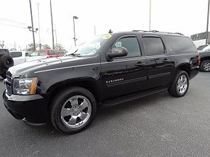 Image of Used 2014 Chevrolet Suburban LT
