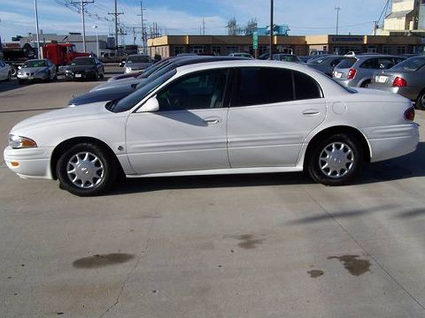 Image of Used 2004 Buick LeSabre Custom