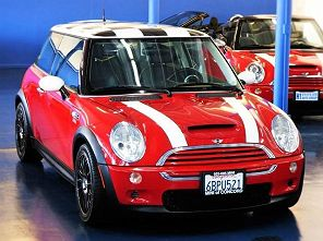 Image of Used 2004 Mini Cooper Hardtop / S S