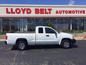 Image of Used 2007 Dodge Dakota ST