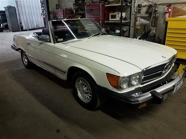 1980 Mercedes-Benz 450 SL