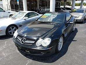 Image of Used 2006 Mercedes-Benz SL-class SL 500