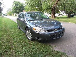 Image of Used 2011 Chevrolet Impala LT