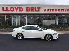 Image of Used 2013 Nissan Maxima S