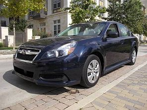 Image of Used 2013 Subaru Legacy 2.5i
