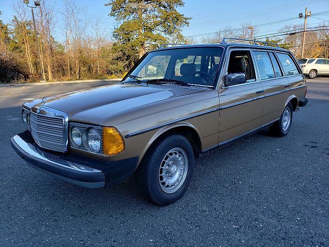 1983 Mercedes-Benz 300 TDT