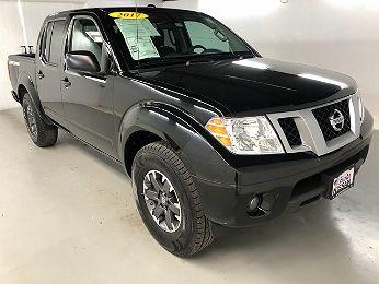 2017 Nissan Frontier SV en venta en Edinburg, TX Image
