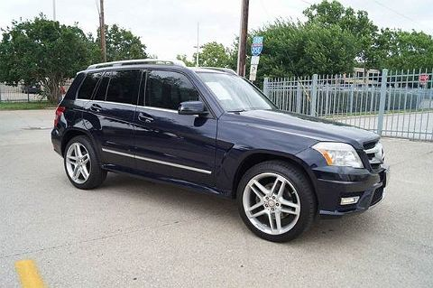 Image of Used 2011 Mercedes-Benz GLK-class 350