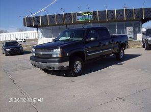 Image of Used 2004 Chevrolet Silverado 2500HD LT
