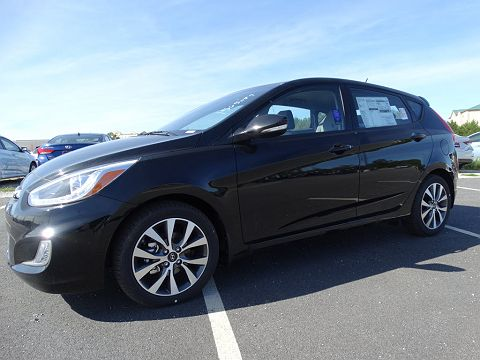 Image of Used 2015 Hyundai Accent Sport