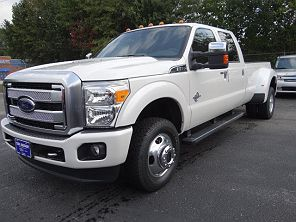 Image of New 2016 Ford F-350 Super Duty Platinum