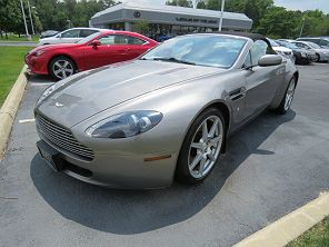 Image of Used 2008 Aston Martin Vantage