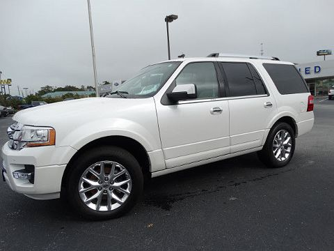 Image of Certified 2015 Ford Expedition / Expedition Max Limited