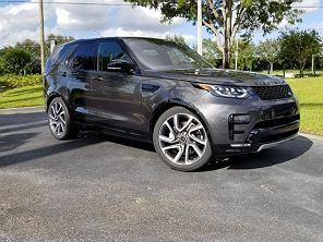 Image of New 2017 Land Rover Discovery HSE Luxury