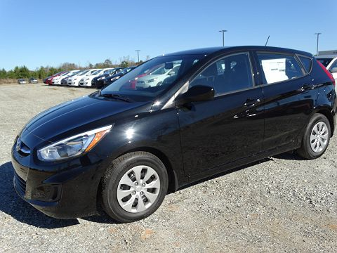 Image of Used 2015 Hyundai Accent GS