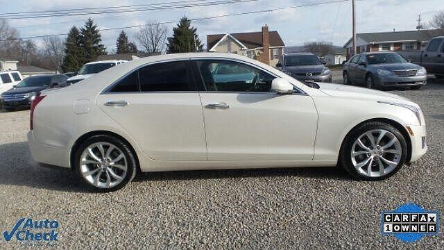 2014 Cadillac ATS Premium