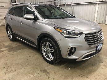 2017 Hyundai Santa Fe Limited Edition en venta en Edinburg, TX Image